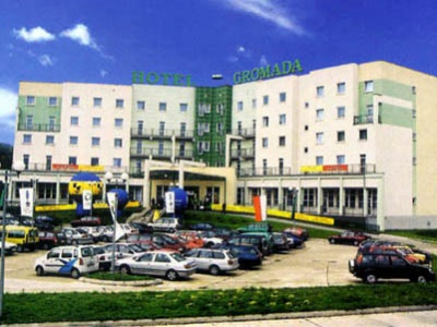 Hotel Gromada Przemyśl