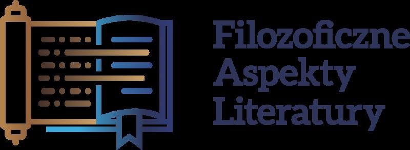 IV Ogólnopolska Konferencja Naukowa Filozoficzne aspekty literatury