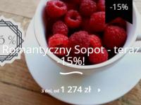 Romantyczny Sopot - teraz -15%!